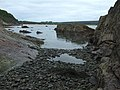 Rocky Cove nr Oxwich Point - geograph.org.uk - 1511170.jpg