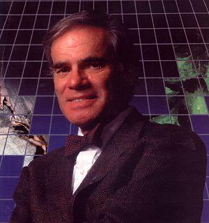 Martin Rodbell American biochemist