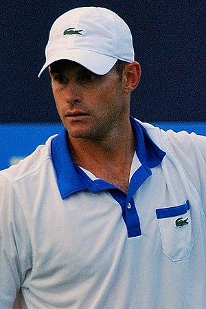 Andy Roddick - Roddick in 2012