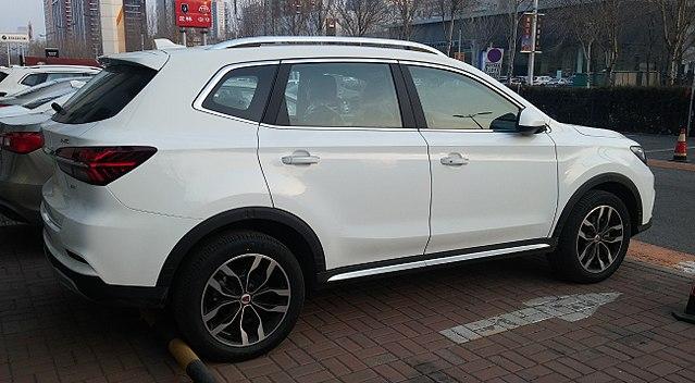 Roewe RX5 04 China 2017-03-19