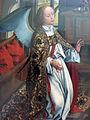 Rogier van der weyden (bottega), annunciazione, 1440 ca. 02.JPG