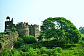 Rohtas Fort - Hazrat Shah Chand Wali Side View.jpg