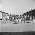 Rohwer Relocation Center, McGehee, Arkansas. A group of evacuee High School students are here shown . . . - NARA - 538897.tif