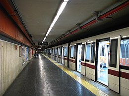 Roma Metro at Anagnina Station.jpg