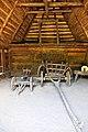 Romania-1285 - Inside Barn (7564045150).jpg