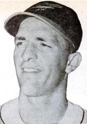 Ron Hansen (baseball) - Hansen in 1960