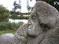 Ronald Rae Widow Woman 1992. Ragley Hall.jpg