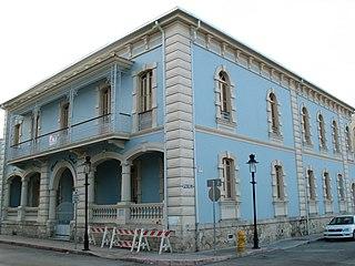 Rosaly–Batiz House Historic building in Ponce, Puerto Rico