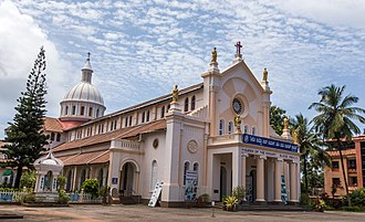 Our Lady of Rosary Cathedral, Mangalore - Image: Rosario Cathedral