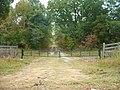 Roseland Plantation entrance gate.JPG