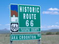 http://upload.wikimedia.org/wikipedia/commons/thumb/e/e8/Route_66_road_signal.JPG/120px-Route_66_road_signal.JPG