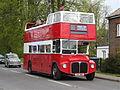 Routemaster RML2318 (CUV 318C), 2008 HCVS London to Brighton run.jpg