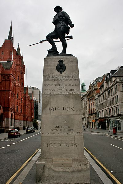 Fichier:Royal London Fusiliers Monument.jpg