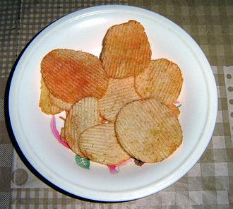 Ruffles - Ketchup flavored Ruffles