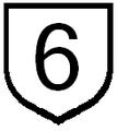 Ruta 6 paraguay sign.PNG