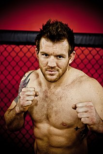 Ryan Bader American mixed martial arts fighter