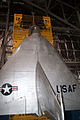 Ryan X-13A-RY Vertijet Planform R&D NMUSAF 25Sep09 (14600454755).jpg