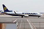 Ryanair, EI-DWK, Boeing 737-8AS (16237619133).jpg