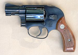 Snubnosed revolver - Smith & Wesson Bodyguard
