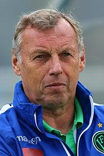 Karl Daxbacher Association footballer