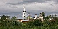 SDIM8241 2 Nikolo-Peshnoshsky Monastery in Lugovoy (Николо-Пешношский монастырь в Луговой). View from the southeast. (8224326682).jpg
