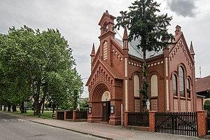 Żagań - Former Lutheran chapel
