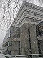 SOAS Library, viewed through a snow storm 3.jpg