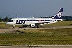 """SP-LII EMBRAER ERJ-175LR (170-200LR) E75S - LOT """"600TH E-JET (30003612515).jpg"""