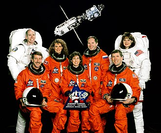 STS-96 - Image: STS 96 crew