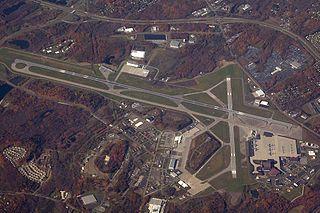 Stewart International Airport Airport near Newburgh, New York, U.S.