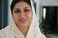 Sadia, a teacher in Abbottabad, Pakistan (7295819586).jpg