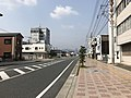 Saga Prefectural Road No.24 in Takeo, Saga.jpg