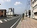 Saga Prefectural Road No.24 in Takeo, Saga.jpg