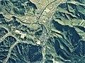 Saijo district Shobara city Aerial photograph.1976.jpg