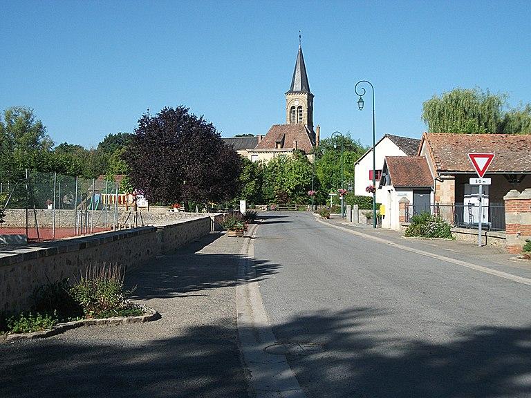 Habiter à Saint-Aubin-le-Monial