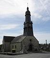 Saint-Georges-de-Chesné (35) Église 01.jpg