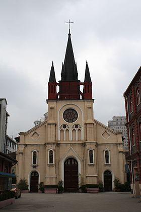 Image illustrative de l'article Église Saint-Joseph de Shanghai