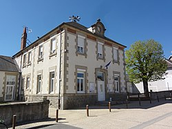Mairie Saint Priest Taurion Restauration Scolaire