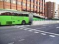 Salida del Intercambiador de Plaza de Castilla - panoramio.jpg