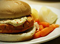 Salmon burger (cropped).jpg