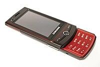 Samsung S8300 Tocco Ultra - Keypad.jpg