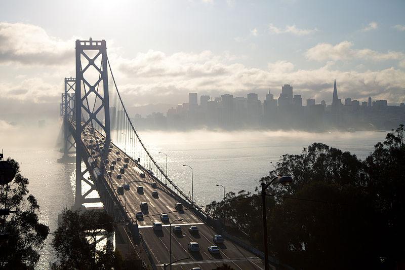 File:San Francisco Oakland Bay Bridge-4.jpg