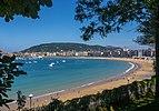 San Sebastian Kontxa beach 1190650.jpg