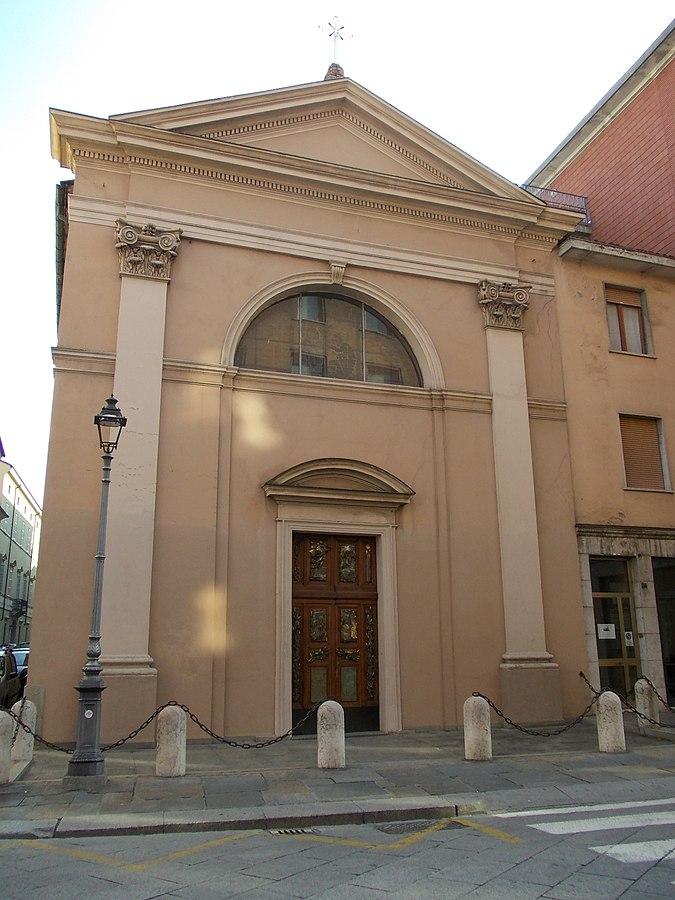 San Tommaso, Parma