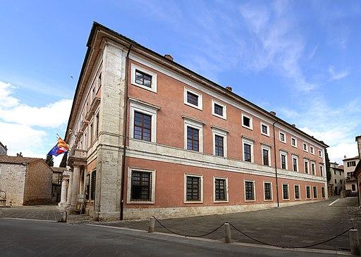 San quirico d'orcia, palazzo chigi zondadari, esterno 04