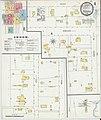 Sanborn Fire Insurance Map from Muskogee, Muskogee County, Oklahoma. LOC sanborn07189 004-1.jpg