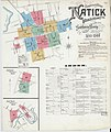 Sanborn Fire Insurance Map from Natick, Middlesex County, Massachusetts. LOC sanborn03801 003-1.jpg