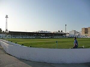 Puerto Real CF - Estadio Sancho Dávila
