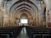 Aula magna dell'Università degli Studi di Bergamo