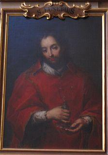 Eusebius (bishop of Milan) bishop of Milan